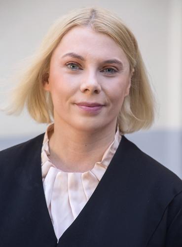 Portrait der Rechtsanwältin Alexandra Braun aus Hamburg. Foto: Regine Christiansen